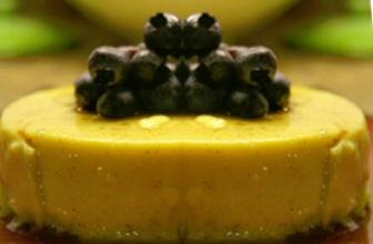 Crème d'érable au caramel