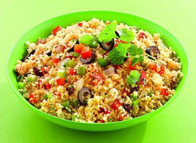 Salade de Couscous de Marlène