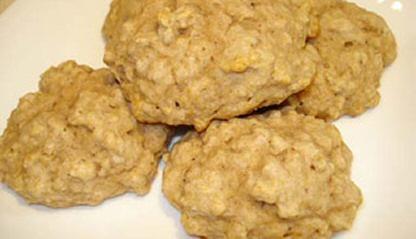 biscuit a la compote aux pommes