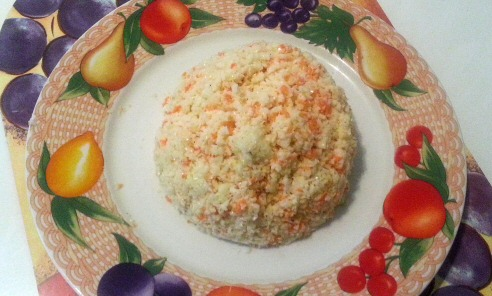 salade de chou cremeuse