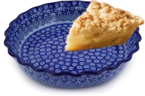 tarte crumble aux pommes et à l'érable